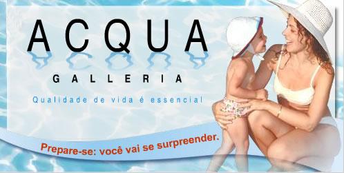 MRV e Patrimar em Campinas: Acqua Galleria Condomínio Resort