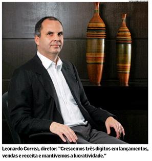 Leonardo Correa -Diretor