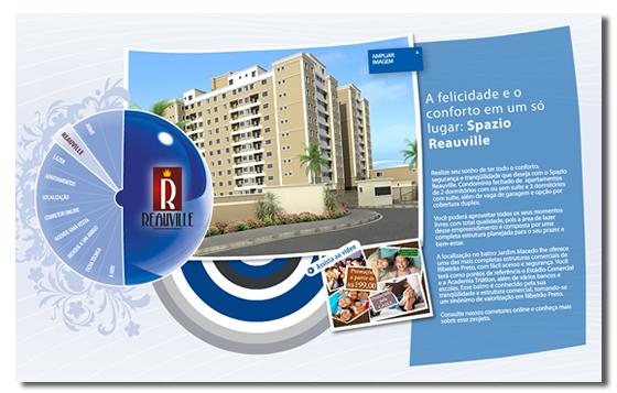 Reauville - Apartamentos MRV no Jardim Macedo, Ribeirão