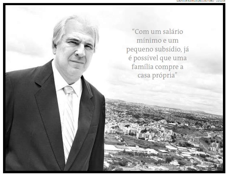 Estamos repondo o estoque rapidamente - Rubens Menin, presidente da Construtora MRV