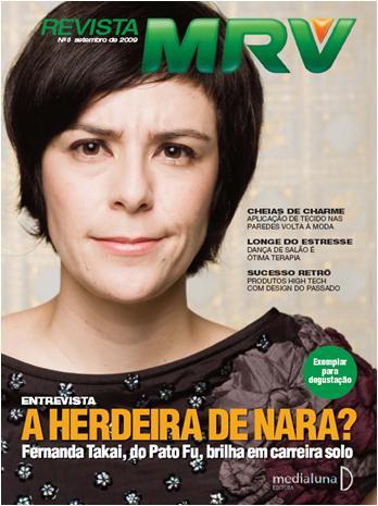 Revista MRV - Edição zero - MRV Engenharia e MediaLuna