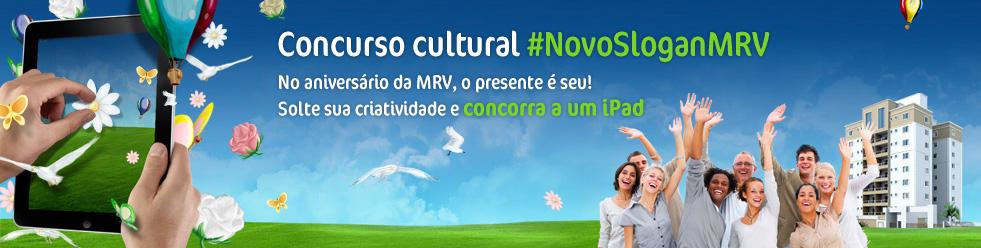 Concurso Cultural #NovoSloganMRV