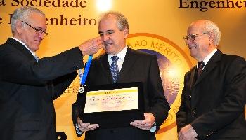 Homenagem: presidente da MRV é o engenheiro do ano