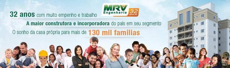 A MRV comemora 32 anos!