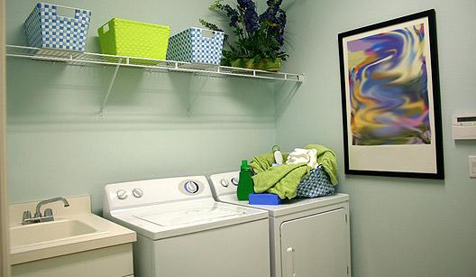 Organize sua lavanderia com acessórios práticos