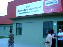 MRV e Prefeitura de Contagem inauguram Unidade Básica de Saúde no bairro Bernardo Monteiro