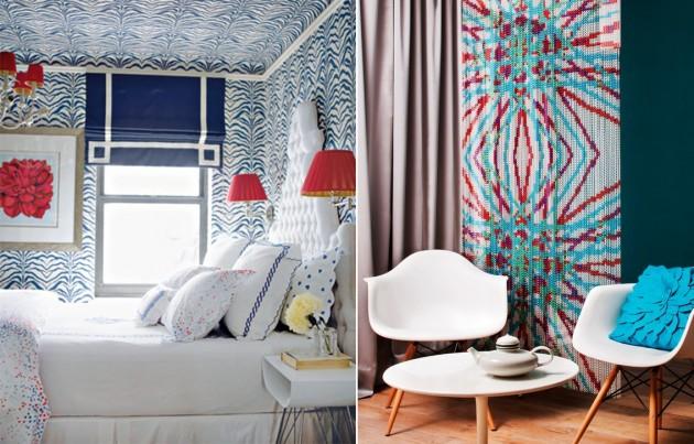Escolha a cortina certa para seu apê