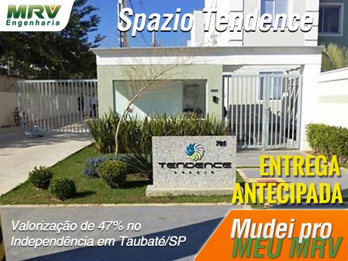 MRV Engenharia entrega as chaves do Spazio Tendence, em Taubaté, antecipadamente e com valorização de 47%