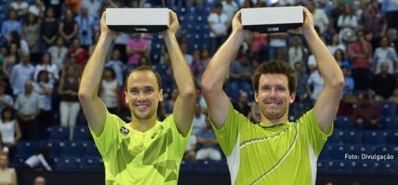 Bruno Soares e Alexander Peya são campeões do ATP 500 de Valência!