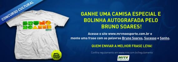 Concurso Cultural MRV e Bruno Soares