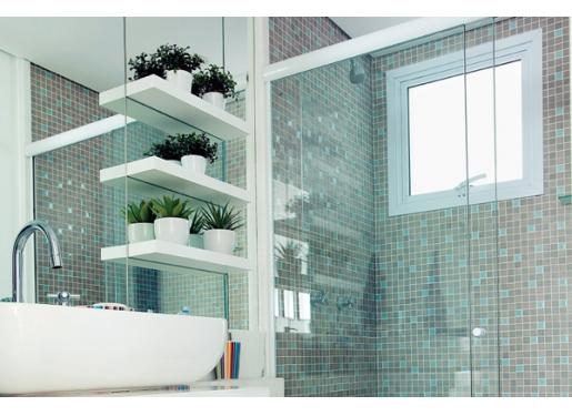 5 Dicas para Banheiros Pequenos  Blog Corporativo MRV Engenharia  Mercado I -> Banheiro Pequeno E Organizado