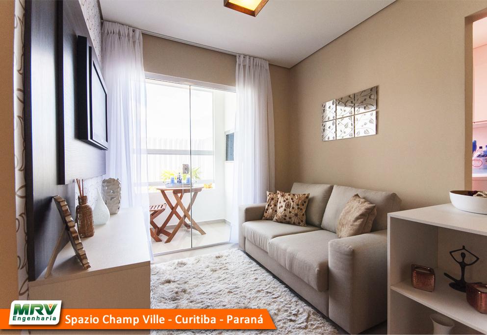 Sala Pequena Decorada Mrv ~ escolher a cor certa para cada ambiente da casa  Blog Corporativo MRV