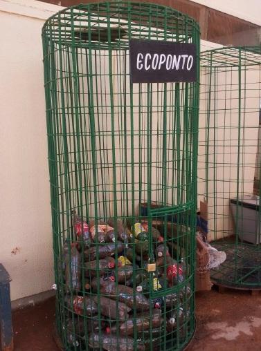 Projeto de coleta de material para reciclagem rende premiação para trabalhadores de obras em Taguatinga e Cuiabá