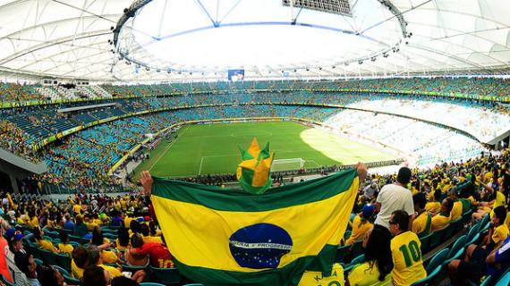 Dicas de como decorar seu apê para os jogos do Brasil