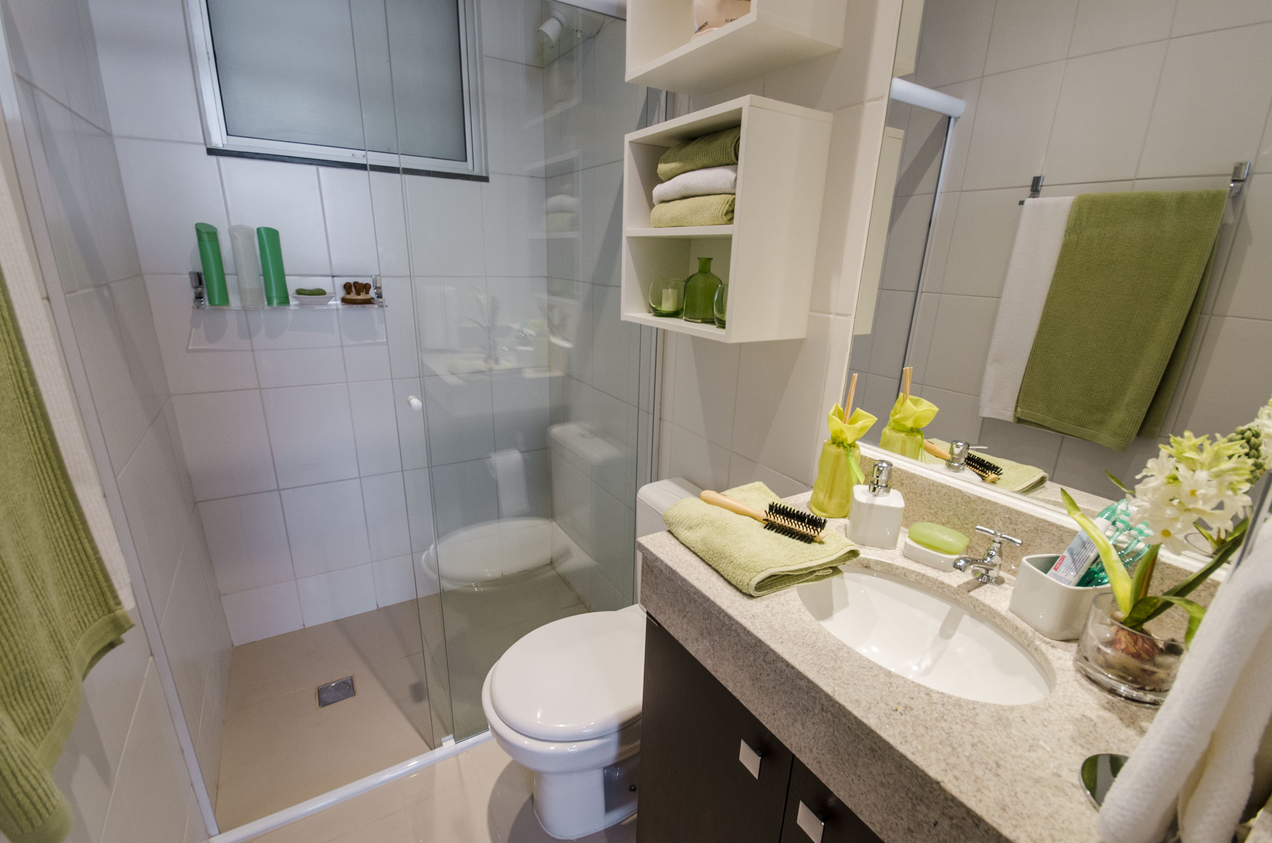 5 ideias para decocar banheiros  Blog Corporativo MRV Engenharia  Mercado I -> Nicho Para Banheiro Campinas