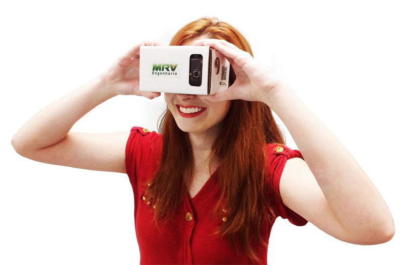 Cardboard MRV Experiência Virtual