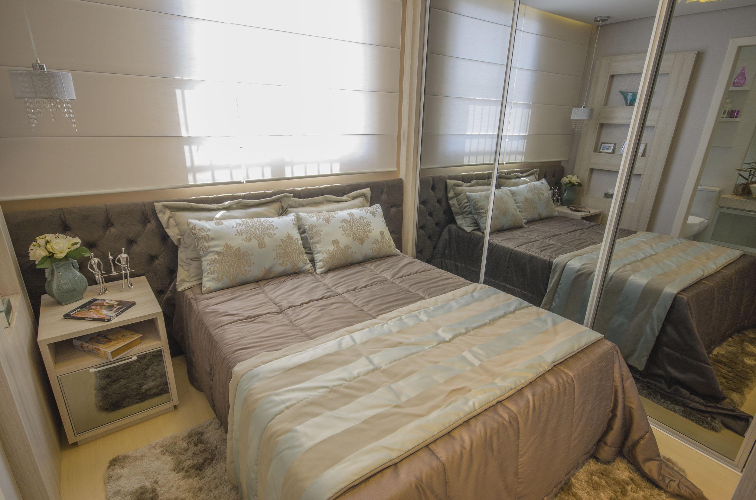 Como decorar quartos de criança e casal Blog Corporativo  ~ Quarto Planejado Apartamento Mrv