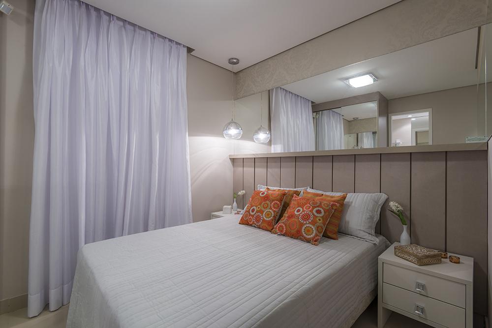 Pequenos ambientes, grandes truques Blog Corporativo MRV  ~ Quarto Planejado Apartamento Mrv