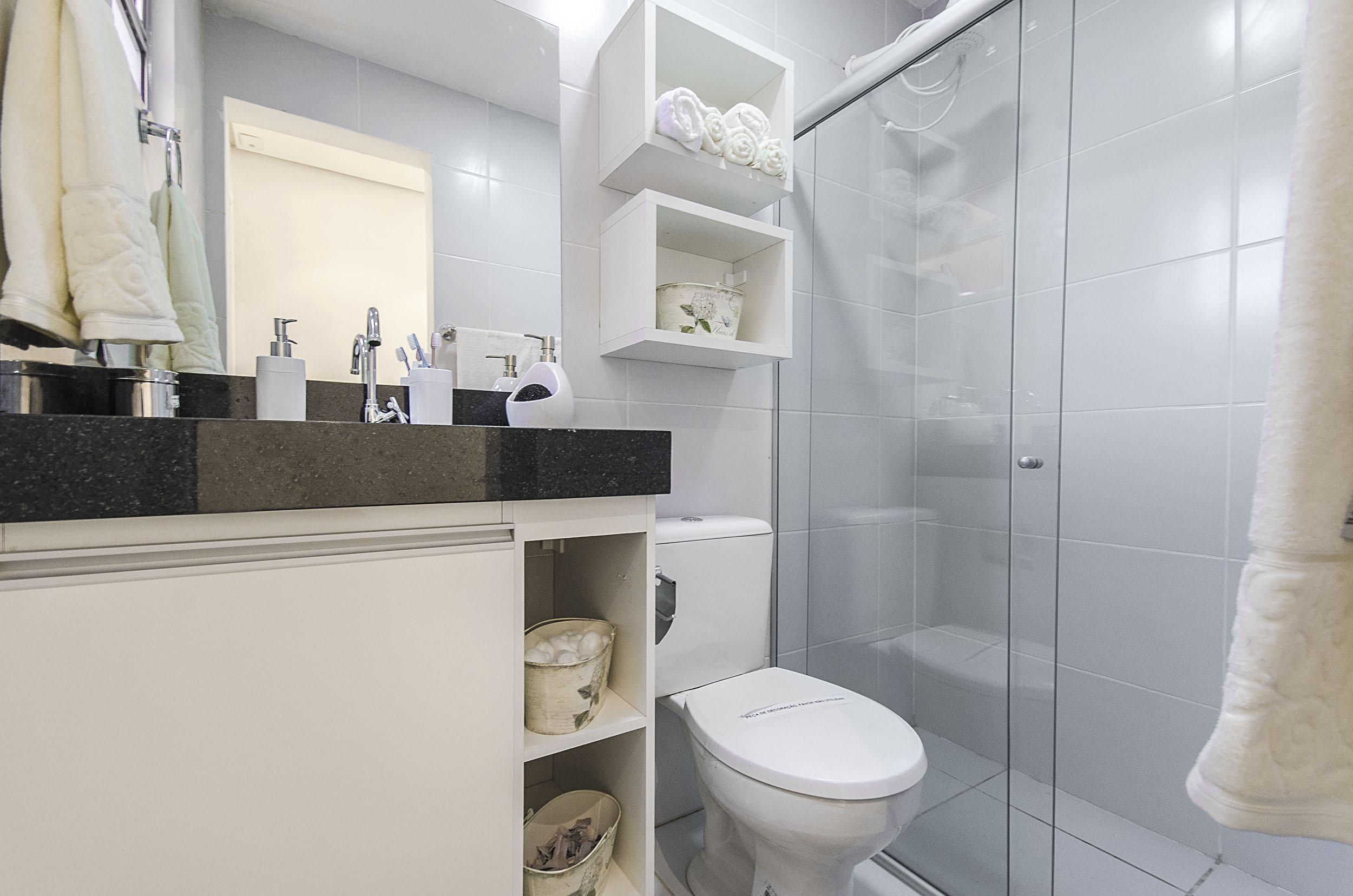 Como decorar banheiros pequenos  Blog Corporativo MRV Engenharia  Mercado I -> Banheiro Pequeno Mrv