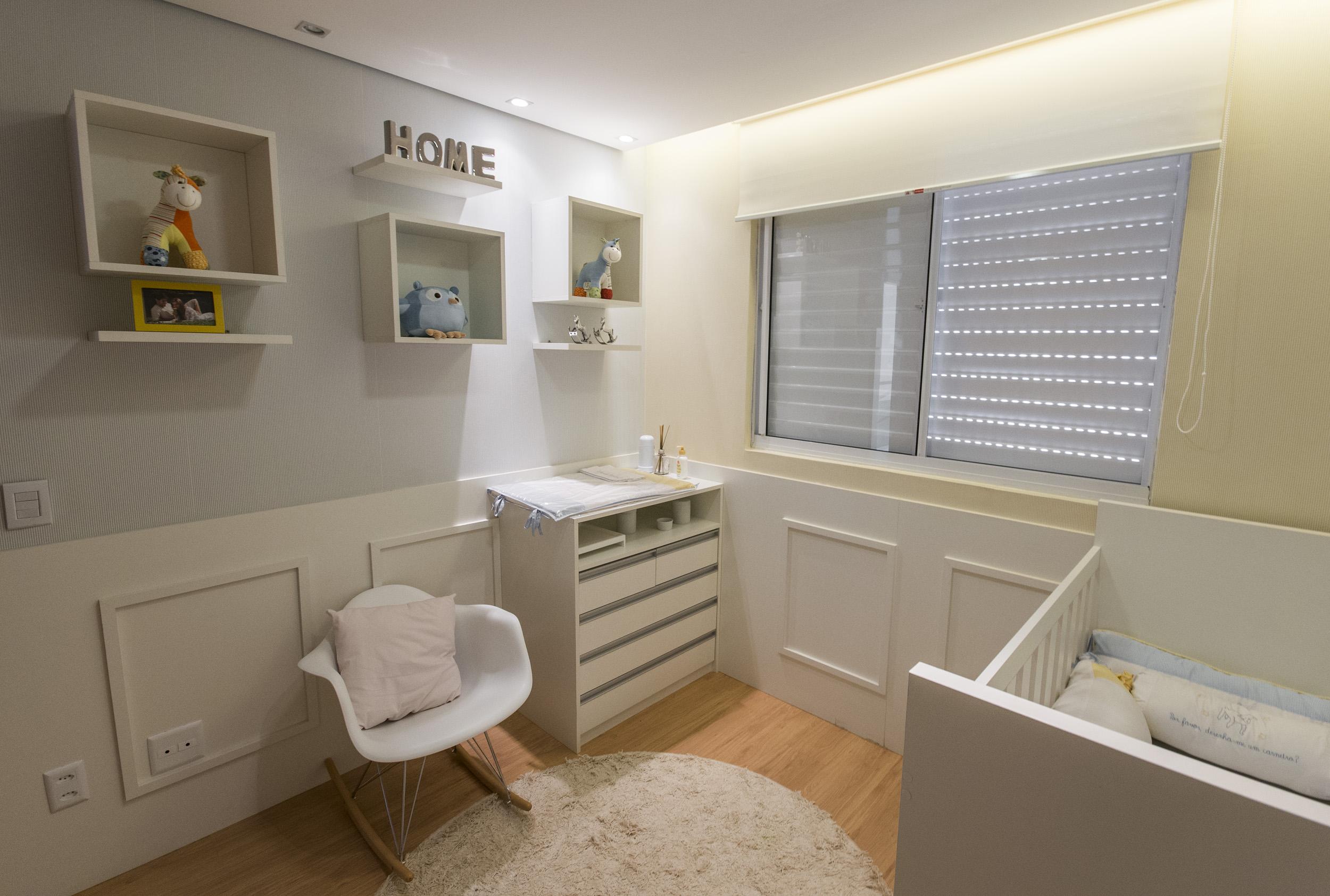 Decore O Quarto Do Beb Gastando Pouco Mrv Engenharia ~ Decoração De Quarto De Bebe Em Apartamento Pequeno