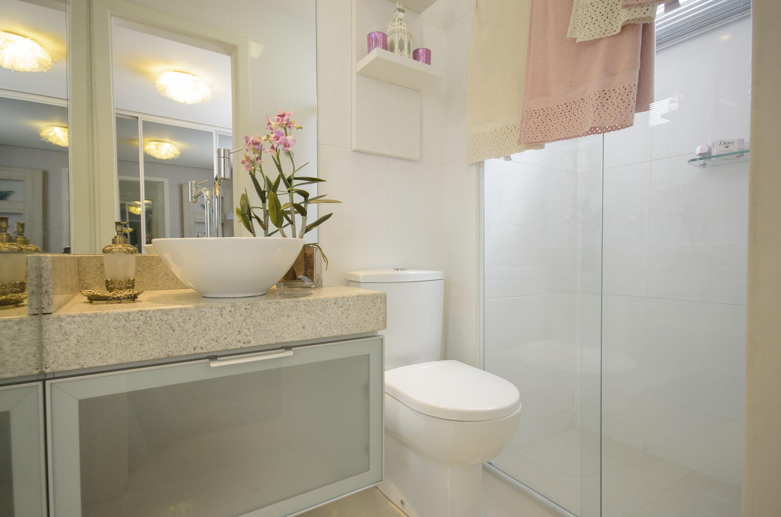 Ideias inteligentes para pequenos espaços  MRV Engenharia -> Otimizar Banheiro Pequeno