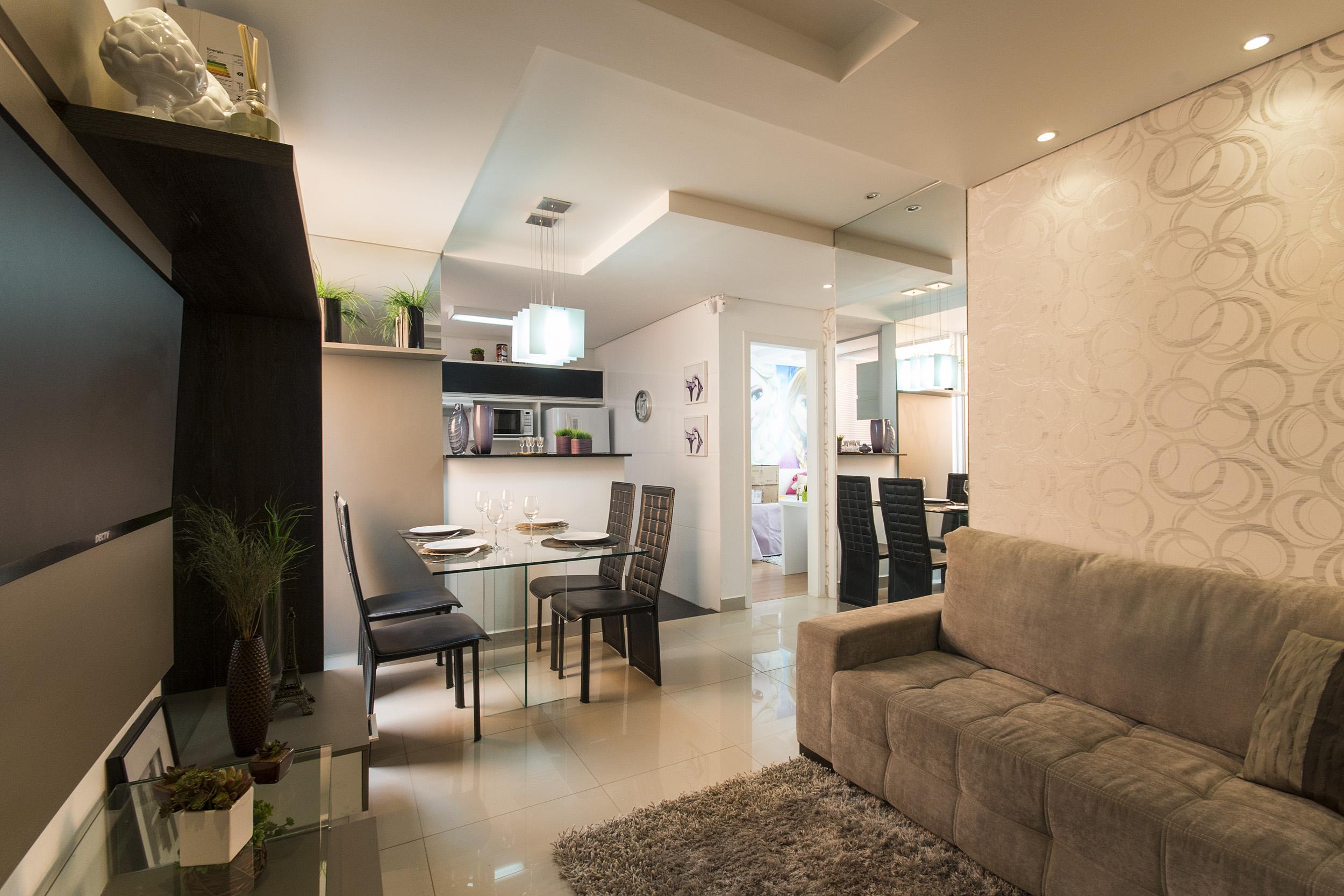 5 dicas de como decorar um apartamento pequeno mrv for Decorar apartamento pequeno fotos