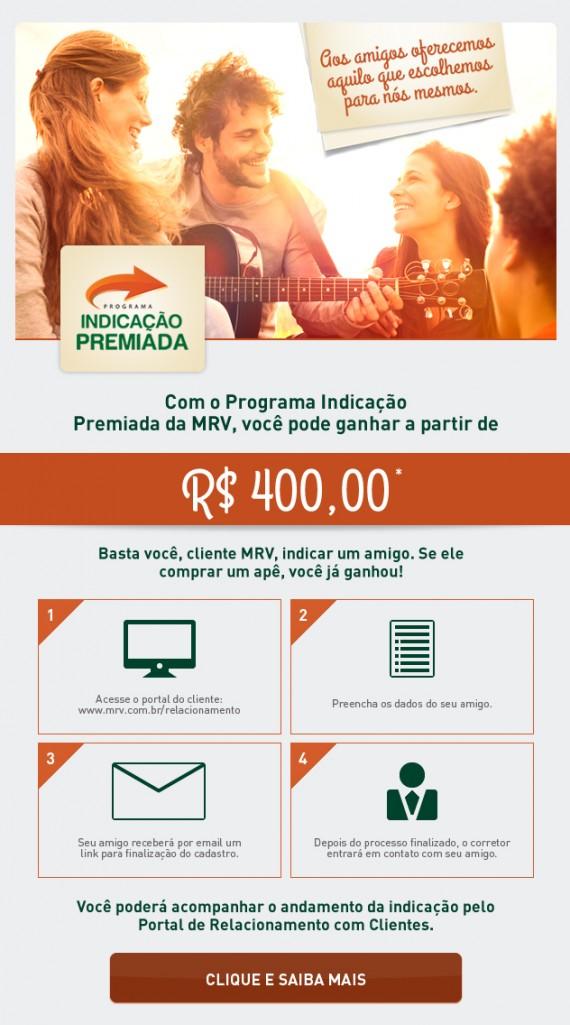 Indicação Premiada MRV