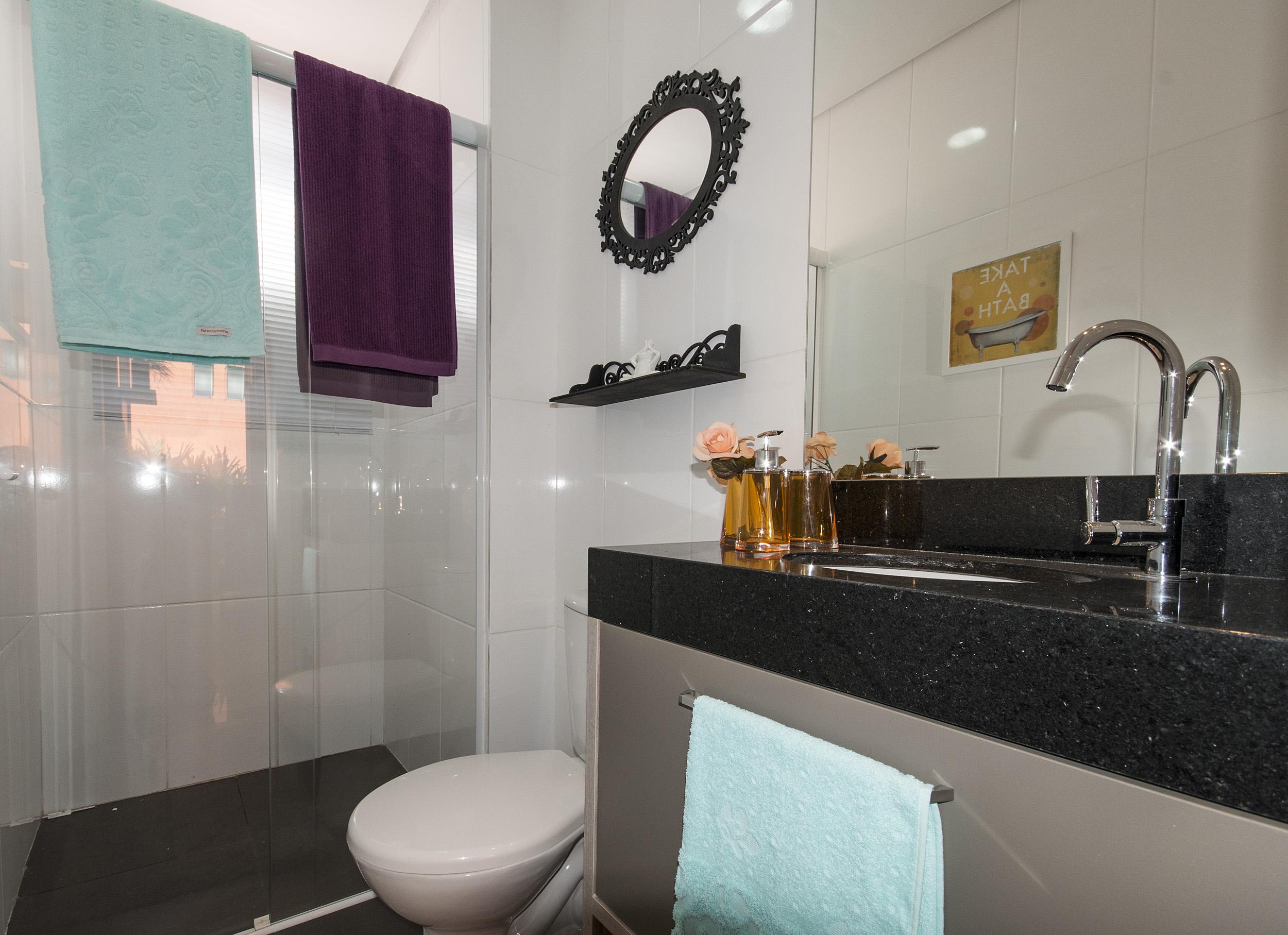 Dicas e truques simples para deixar seu banheiro mais charmoso  MRV Engenharia -> Banheiro Decorado Da Mrv