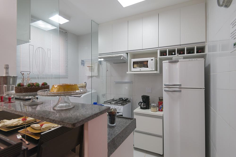 Cozinhas Planejadas – Fotos e Dicas  Blog Corporativo MRV Engenharia  Merca # Cozinha Planejada Pequena Bh