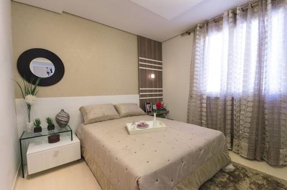5 dicas para ampliar o espaço do quarto