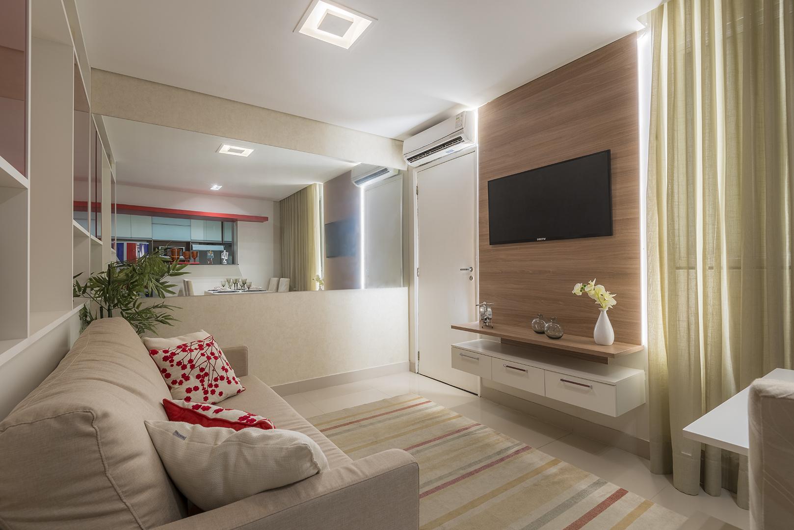 Saiba como fazer uma decora o minimalista em sua casa for Casa minimalista 80 metros