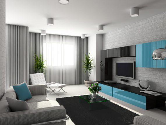 Aprenda a utilizar móveis coloridos na decoração da sua casa