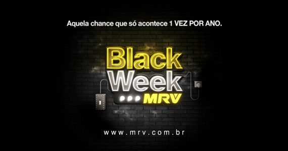 BLACK WEEK MRV   Blog MRV Engenharia c9fe166392