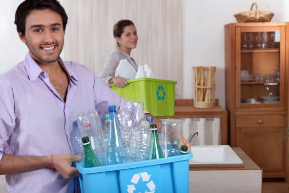 Saiba como reciclar o lixo produzido em casas e apartamentos