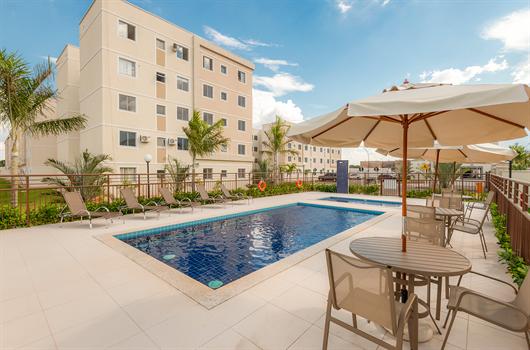 Condomínio fechado da MRV para quem deseja investir em apartamentos