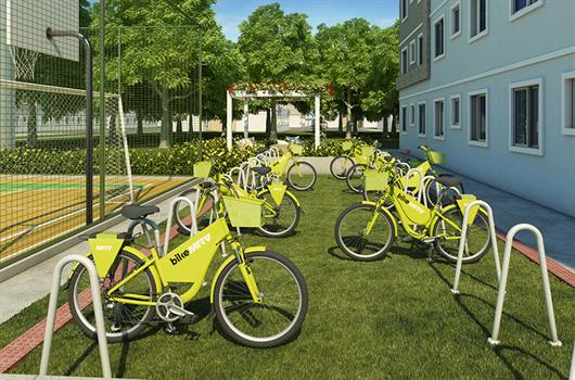 Bicicletas compartilhadas e seus benefícios para o bolso e saúde