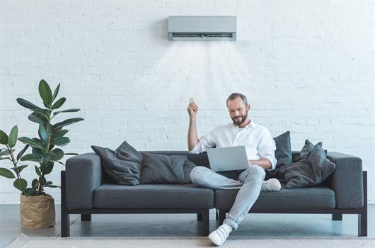 Como deixar o apartamento arejado durante todo o ano?