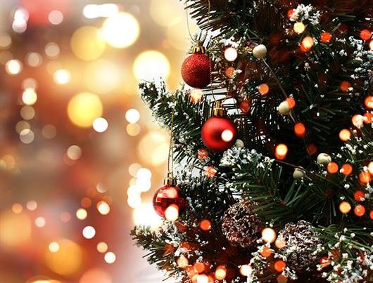 Natal e iluminação: tudo a ver
