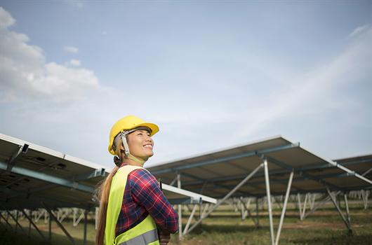 Energia Solar: Do céu direto para a tomada
