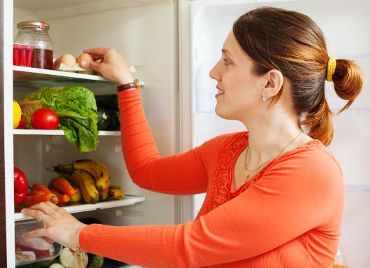 Dicas para organizar sua geladeira