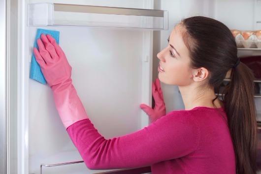 Como limpar a geladeira da forma correta?