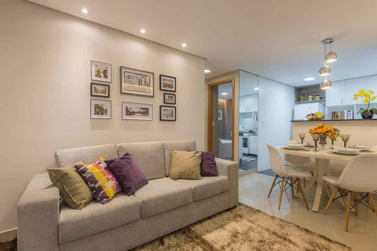 Moveis Para Decorar Sala De Apartamento Pequeno Mrv Engenharia