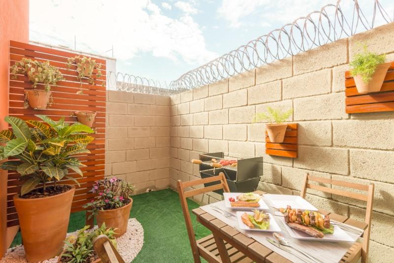 Apartamento com área privativa da MRV com um lindo jardim de inverno