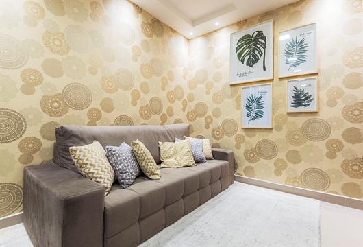 Papel de parede: veja as vantagens e como usar na decoração