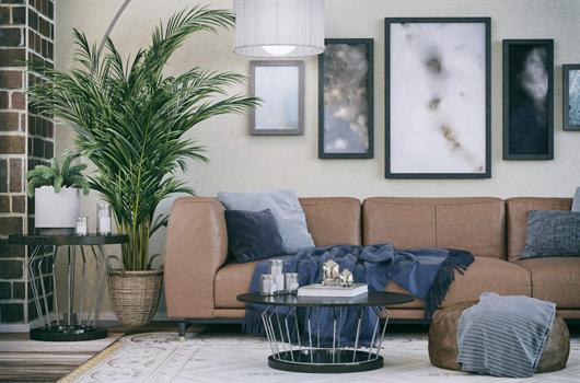 Saiba quais são as tendências de decoração para 2019
