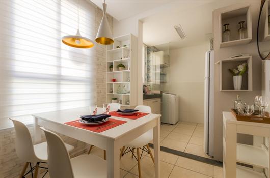 Cozinha e sala de jantar em uma só: saiba como é possível